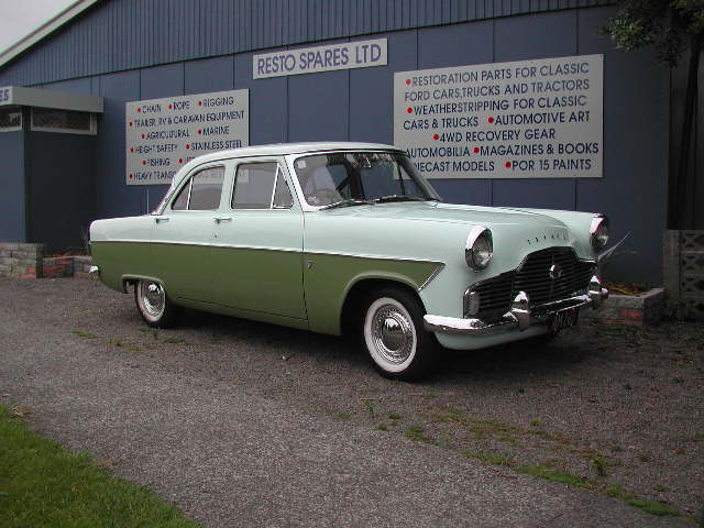 British Ford